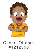 Toddler Clipart #1212395 by BNP Design Studio