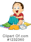 Toddler Clipart #1232360 by BNP Design Studio