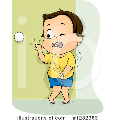 Potty Training Clipart #1232363 by BNP Design Studio
