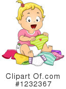 Toddler Clipart #1232367 by BNP Design Studio