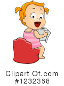 Toddler Clipart #1232368 by BNP Design Studio