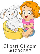 Toddler Clipart #1232387 by BNP Design Studio