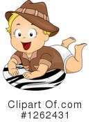 Toddler Clipart #1262431 by BNP Design Studio