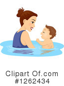 Toddler Clipart #1262434 by BNP Design Studio
