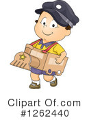 Royalty-Free (RF) Toddler Clipart Illustration #1262440