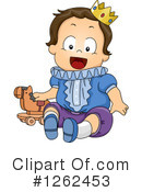 Toddler Clipart #1262453 by BNP Design Studio