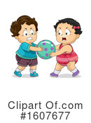 Toddler Clipart #1607677 by BNP Design Studio