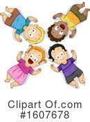Toddler Clipart #1607678 by BNP Design Studio