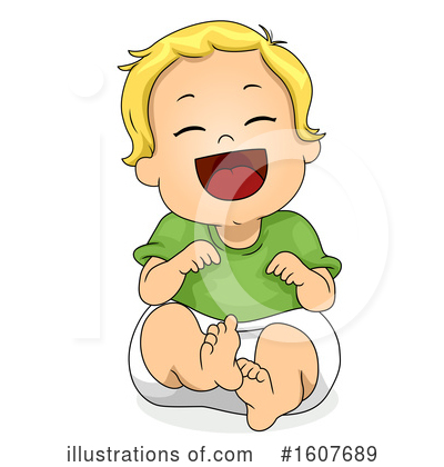 Toddler Clipart #1607689 by BNP Design Studio