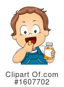 Toddler Clipart #1607702 by BNP Design Studio