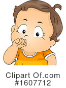Toddler Clipart #1607712 by BNP Design Studio