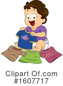 Toddler Clipart #1607717 by BNP Design Studio