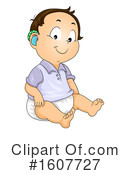 Toddler Clipart #1607727 by BNP Design Studio