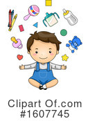 Toddler Clipart #1607745 by BNP Design Studio