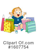 Toddler Clipart #1607754 by BNP Design Studio
