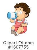 Toddler Clipart #1607755 by BNP Design Studio