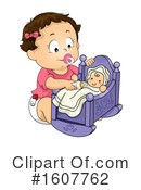 Toddler Clipart #1607762 by BNP Design Studio