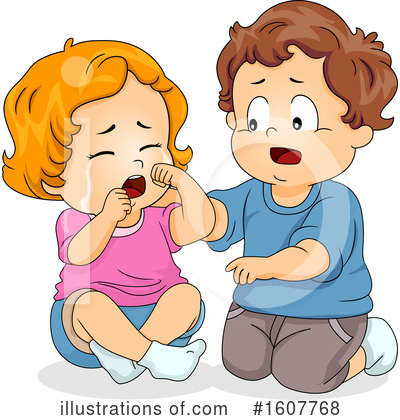 Toddler Clipart #1607768 by BNP Design Studio