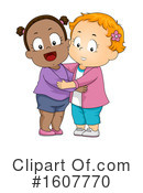 Toddler Clipart #1607770 by BNP Design Studio