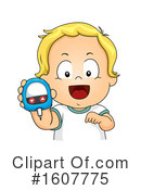 Toddler Clipart #1607775 by BNP Design Studio