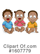 Toddler Clipart #1607779 by BNP Design Studio