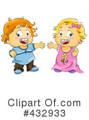 Toddlers Clipart #432933 by BNP Design Studio