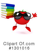 Tomato Character Clipart #1301016 by Julos