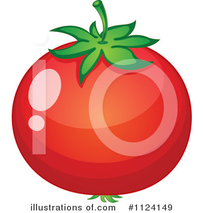 Veggie Clipart #1124149 by Graphics RF
