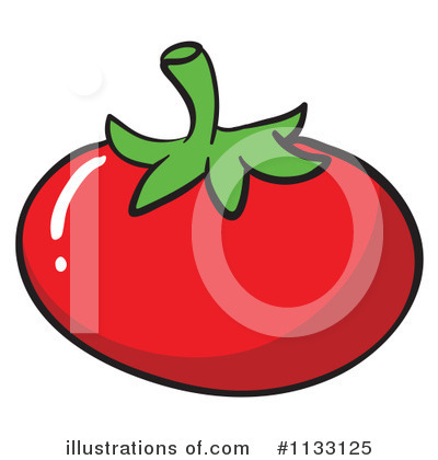 Veggie Clipart #1133125 by Graphics RF