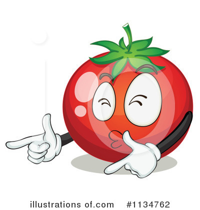 Tomato Clipart #1134762 by Graphics RF