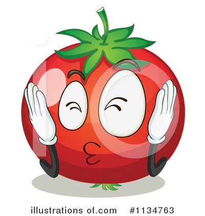 Tomato Clipart #1134763 by Graphics RF