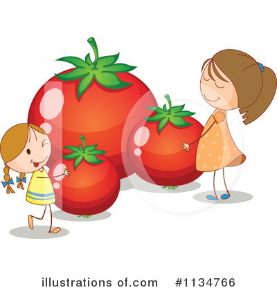 Tomato Clipart #1134766 by Graphics RF