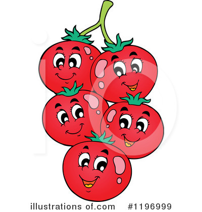 Produce Clipart #1196999 by visekart