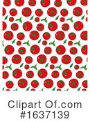 Tomato Clipart #1637139 by Domenico Condello