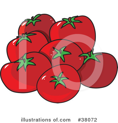 Vegetable Clipart #38072 by Maria Bell
