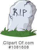 Tombstone Clipart #1081608