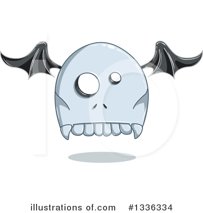 Ghost Clipart #1336334 by Liron Peer