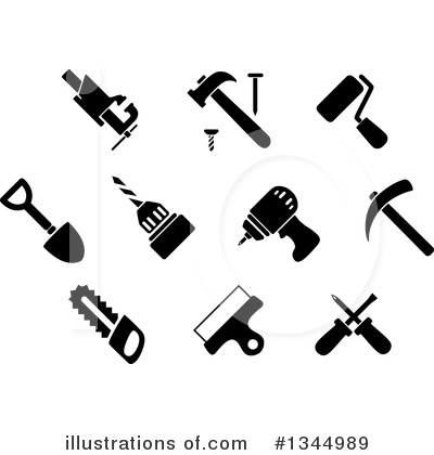Paint Clipart #1344989 by Vector Tradition SM