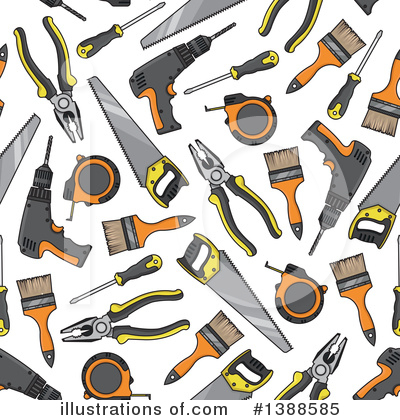 Tool Clipart #1388585 by Vector Tradition SM