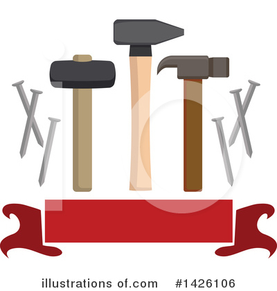 Tool Clipart #1426106 by Vector Tradition SM
