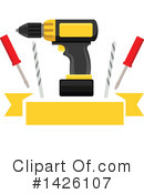 Royalty-Free (RF) Tool Clipart Illustration #1426107