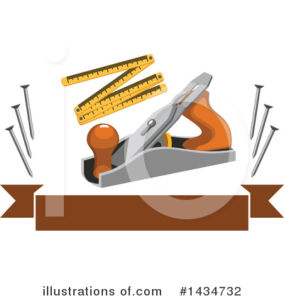 Tool Clipart #1434732 by Vector Tradition SM