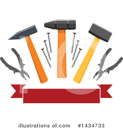 Tool Clipart #1434733 by Vector Tradition SM
