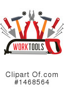 Tool Clipart #1468564 by Vector Tradition SM