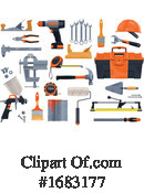Tools Clipart #1683177 by Vector Tradition SM