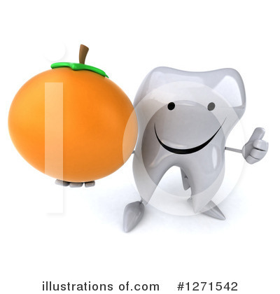 Tooth Clipart #1271542 by Julos