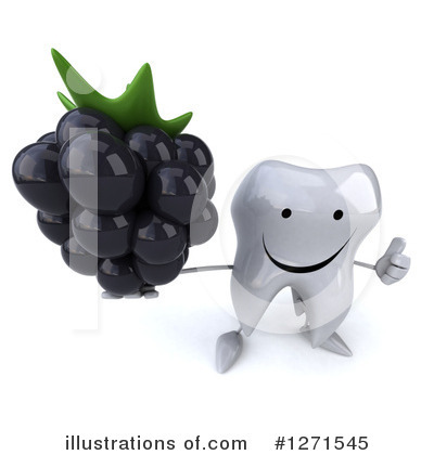 Blackberry Clipart #1271545 by Julos