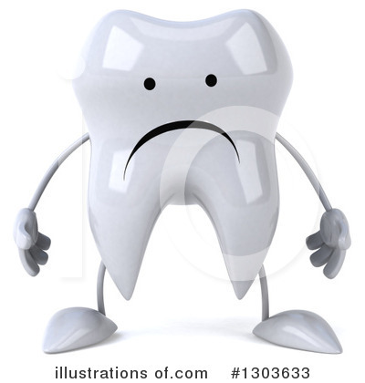 Tooth Clipart #1303633 by Julos