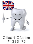 Tooth Character Clipart #1333176
