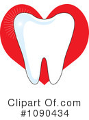 Tooth Clipart #1090434 by Maria Bell